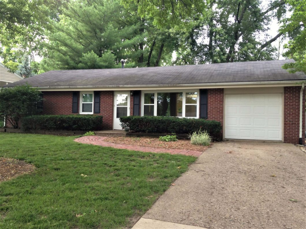 House For Rent Near University Of Illinois Urbana 606